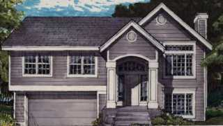Bi-Level House Plans & Home Designs | Direct from the Designers™